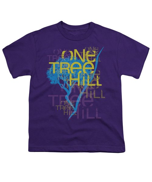 One Tree Hill - Title Youth T-Shirt