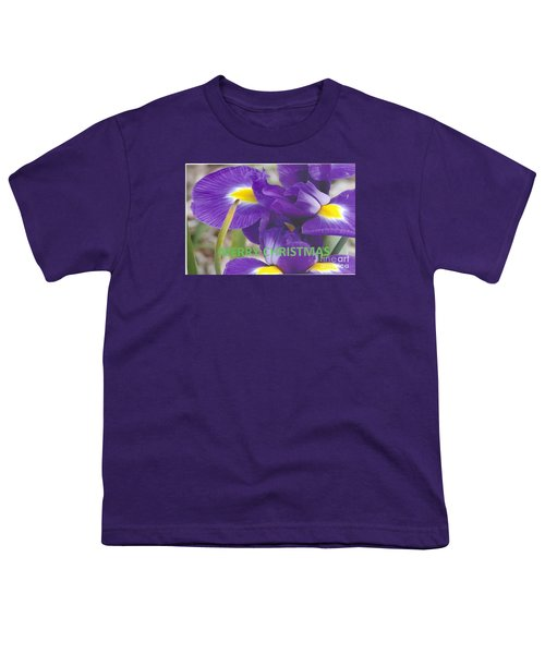 Christmas Card Youth T-Shirt