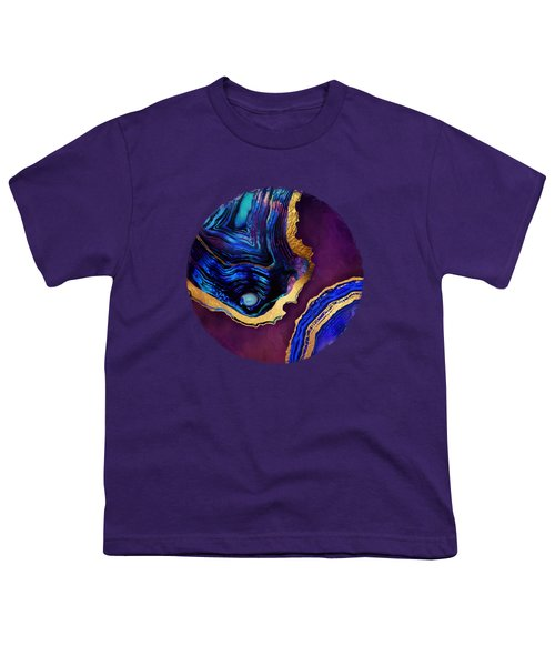 Agate Abstract Youth T-Shirt