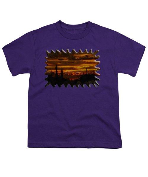 Sunset No.16 Youth T-Shirt