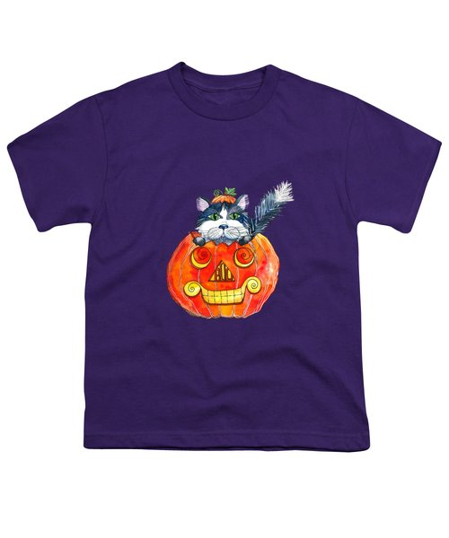 Boo Youth T-Shirt