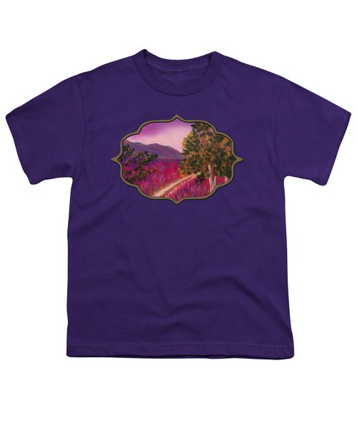 Color It Purple Youth T-Shirt