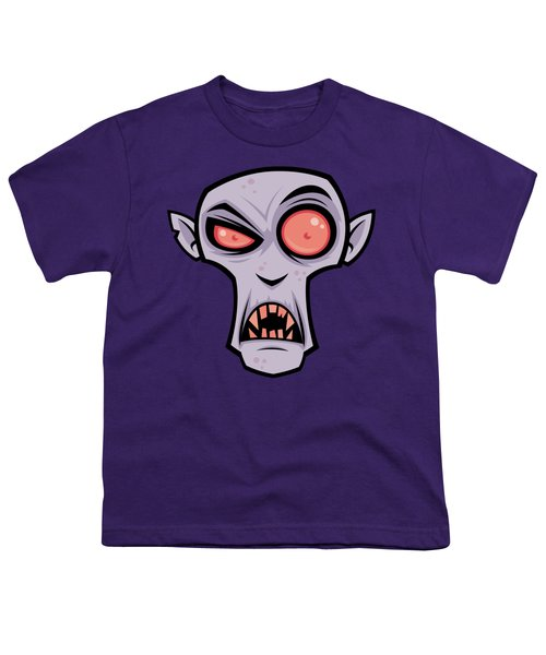 Count Dracula Youth T-Shirt