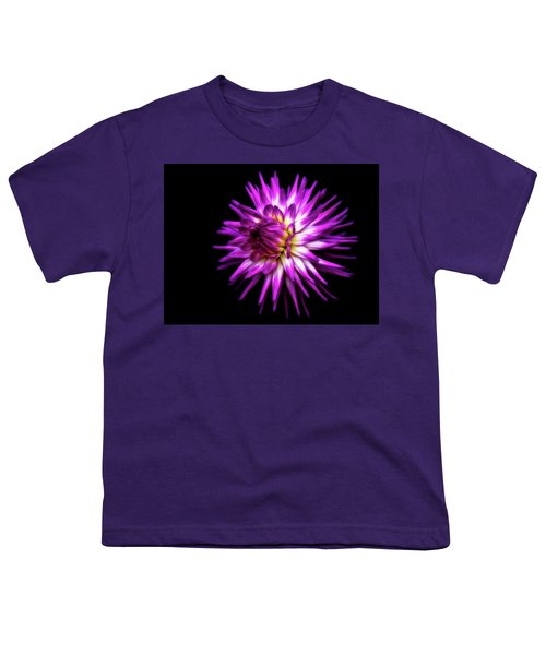Dahlia Starburst Youth T-Shirt