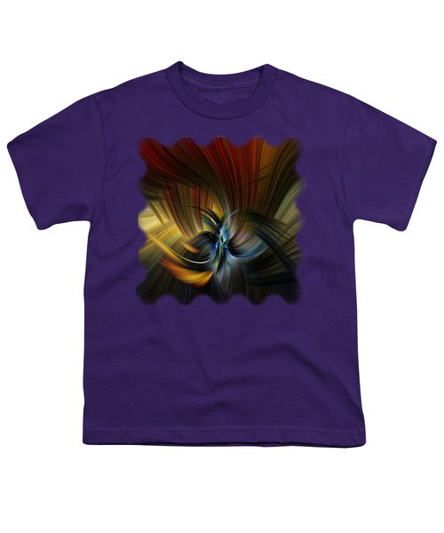 Emotional Release Youth T-Shirt by Mark Myhaver