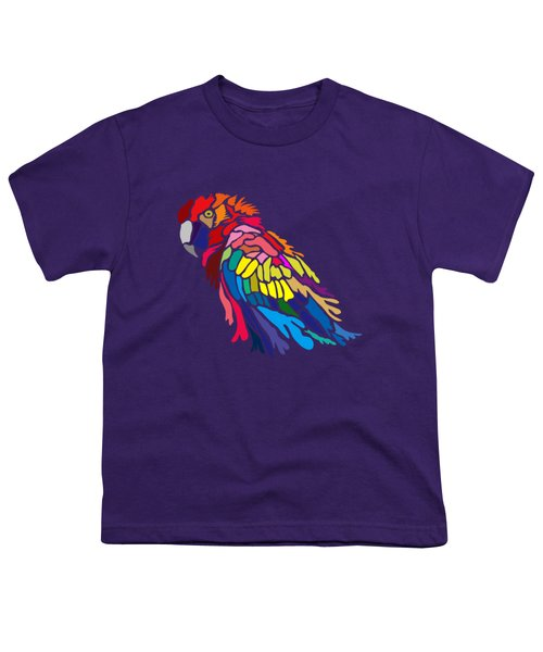 Parrot Beauty Youth T-Shirt