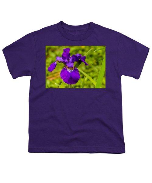 Purple Beauty Youth T-Shirt
