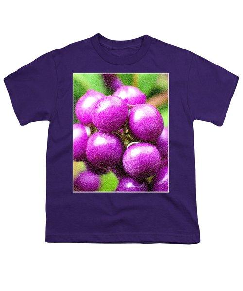 Purple Youth T-Shirt