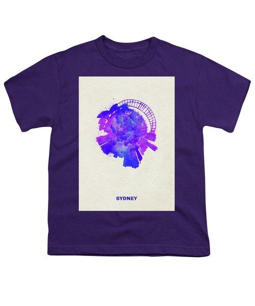 Skyround Art Of Sydney, Australia Youth T-Shirt