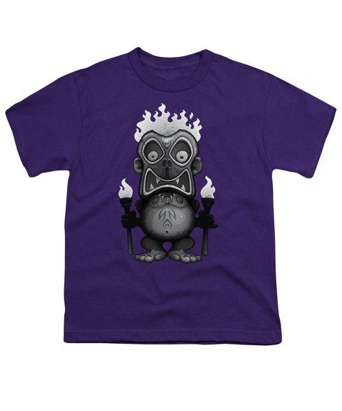 Tiki Munkee Youth T-Shirt
