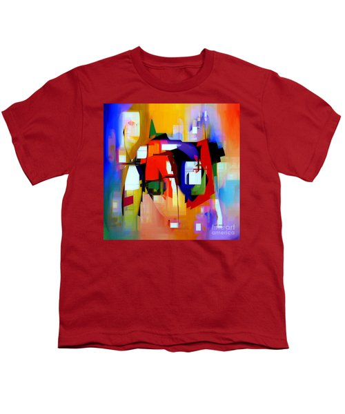 Abstract Series Iv Youth T-Shirt