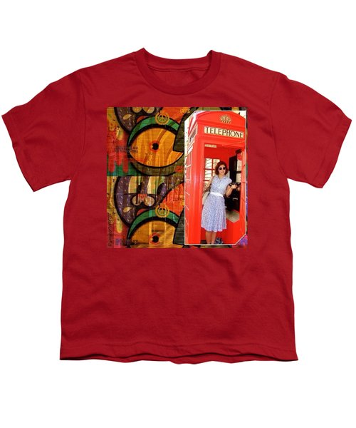 A Classic Chrissy Moment Youth T-Shirt