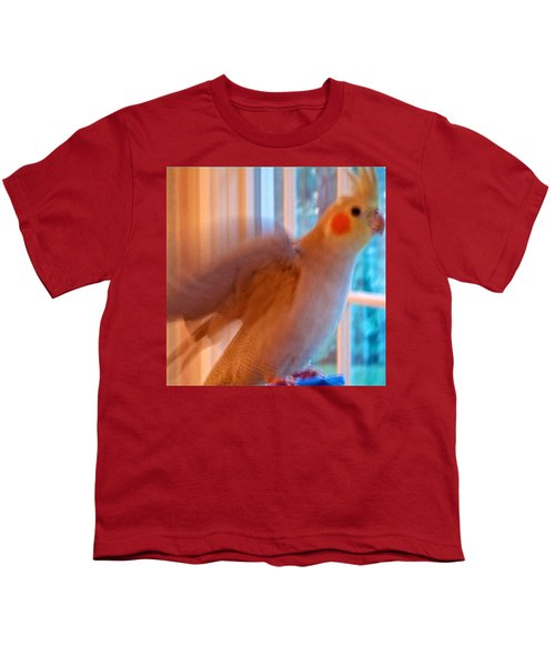 Aristotle Says Shoot Quick Youth T-Shirt