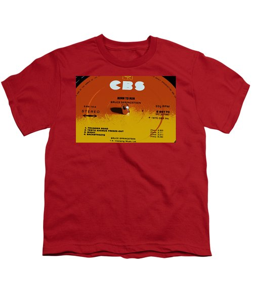 Born To Run Youth T-Shirt