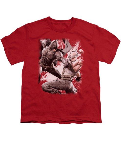 Dark Knight Rises - Final Fight Youth T-Shirt