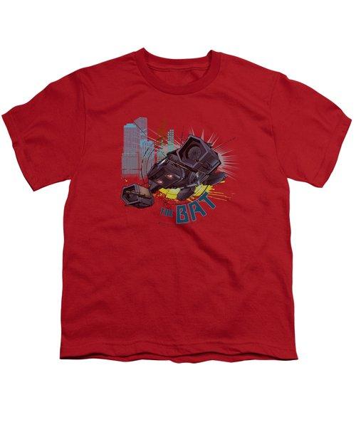 Dark Knight Rises - The Bat Youth T-Shirt