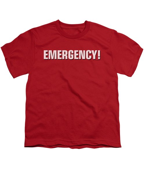 Emergency - Logo Youth T-Shirt