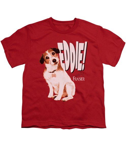 Frasier - Eddie Youth T-Shirt