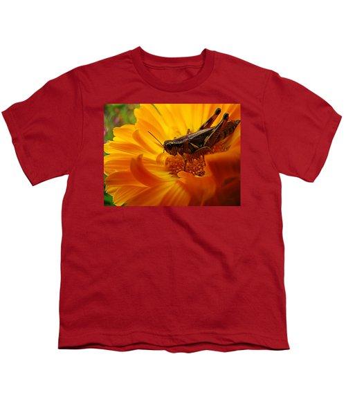 Grasshopper Luncheon Youth T-Shirt
