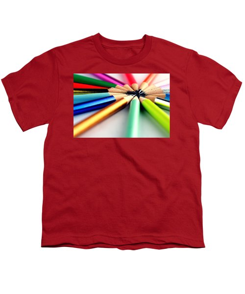 Pencils Youth T-Shirt