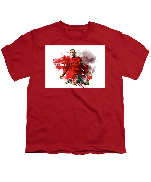Wayne Rooney Youth T-Shirt