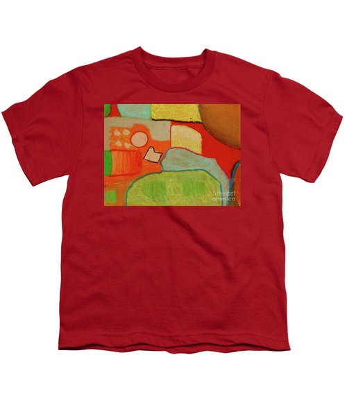 Abstraction123 Youth T-Shirt