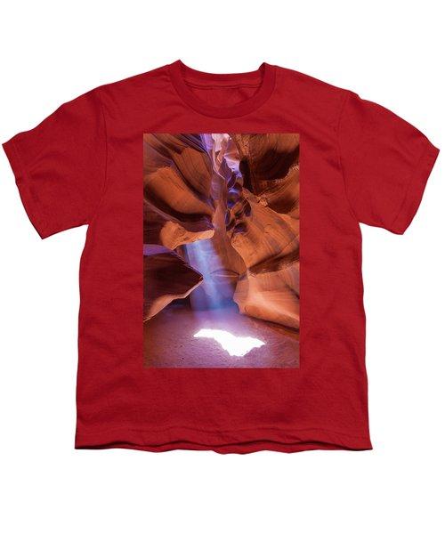 Antelope Lightshaft I Youth T-Shirt