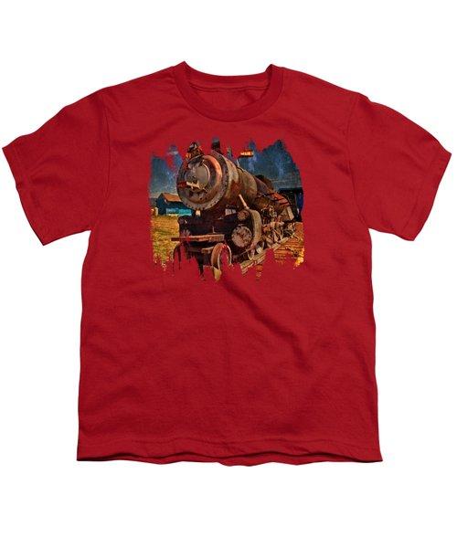 Old 44 Youth T-Shirt by Thom Zehrfeld
