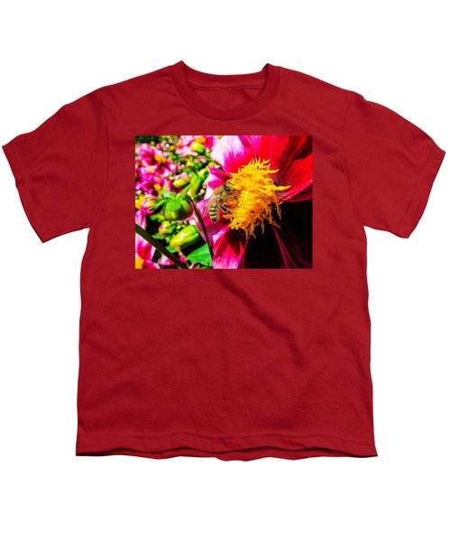 Beauty Of The Nature Youth T-Shirt