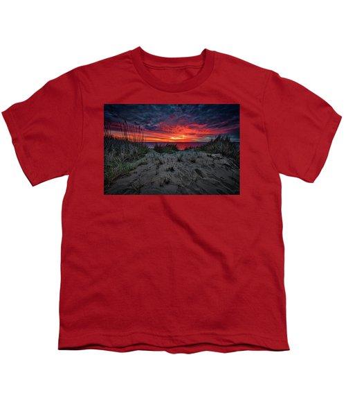 Cape Cod Sunrise Youth T-Shirt
