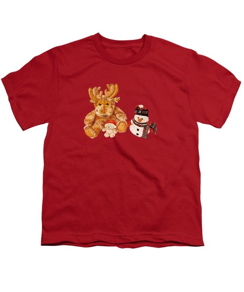 Christmas Buddies Youth T-Shirt