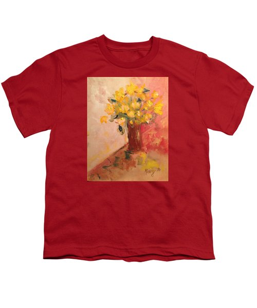 Country Flowers Youth T-Shirt