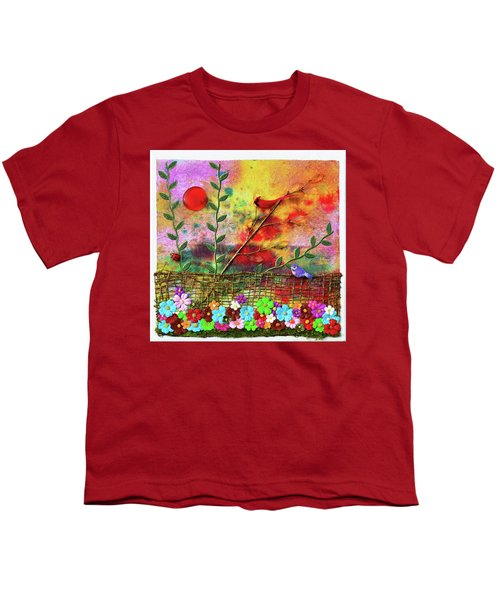 Country Sunrise Youth T-Shirt