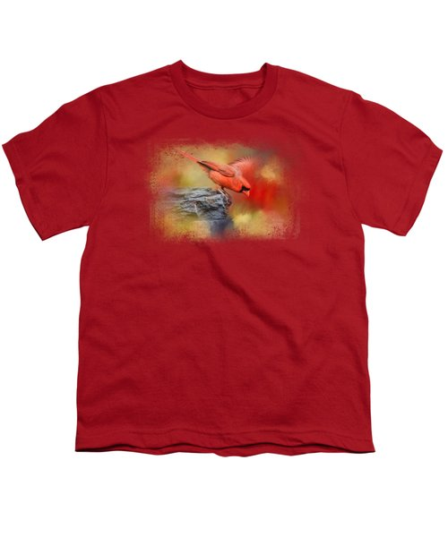 Dive In Youth T-Shirt by Jai Johnson
