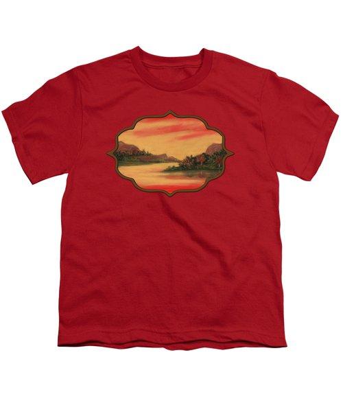 Dragon Sunset Youth T-Shirt