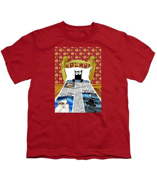 Duvet Cover Youth T-Shirt