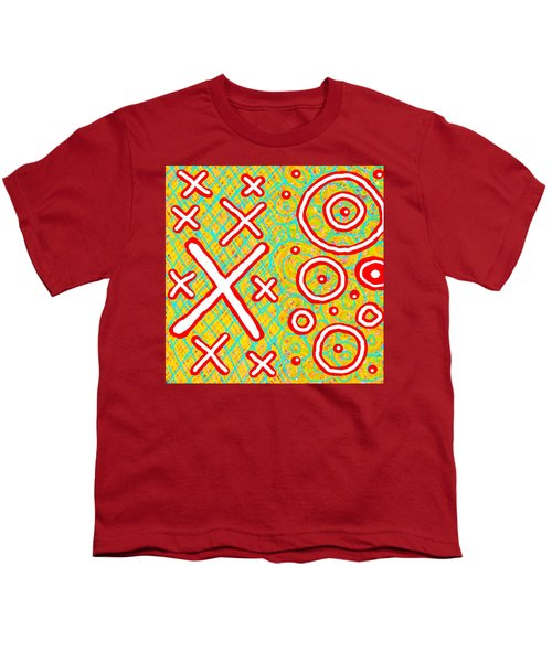 Exes And Ohs Youth T-Shirt