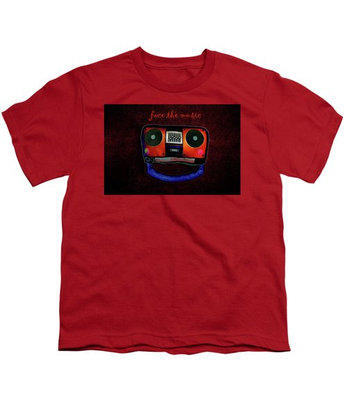 Face The Music Youth T-Shirt