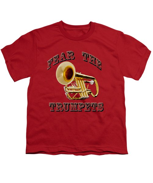 Fear The Trumpets. Youth T-Shirt