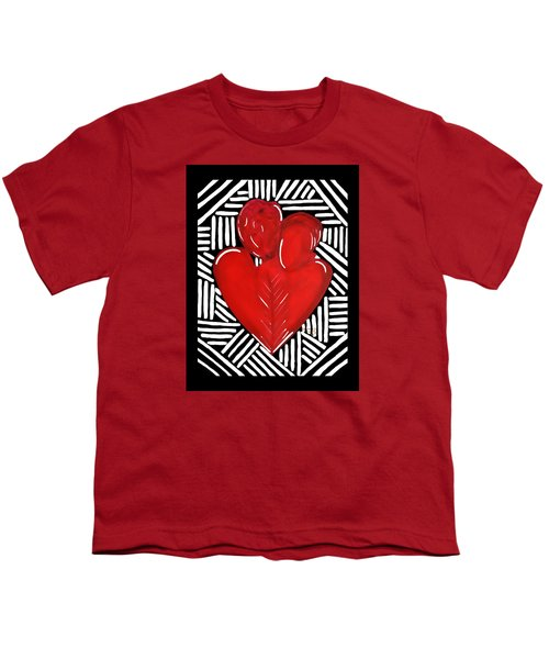 Hold Me Youth T-Shirt by Diamin Nicole
