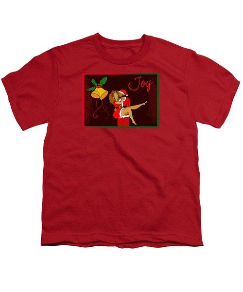 Joy Youth T-Shirt by Diamin Nicole