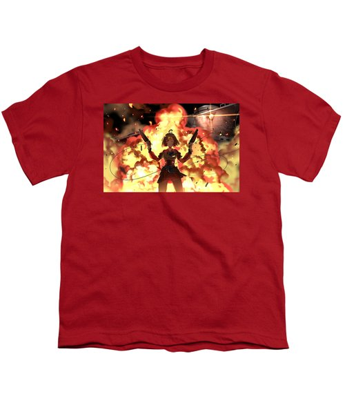 Kabaneri Of The Iron Fortress Youth T-Shirt