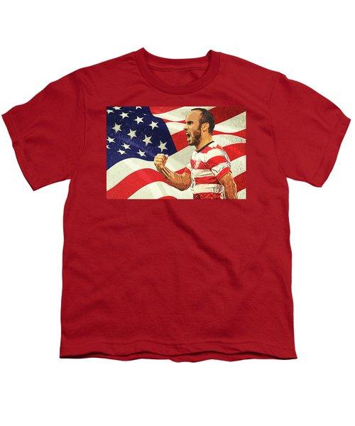Landon Donovan Youth T-Shirt