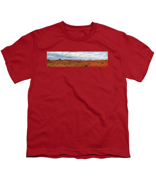 Monument Valley, Utah Youth T-Shirt