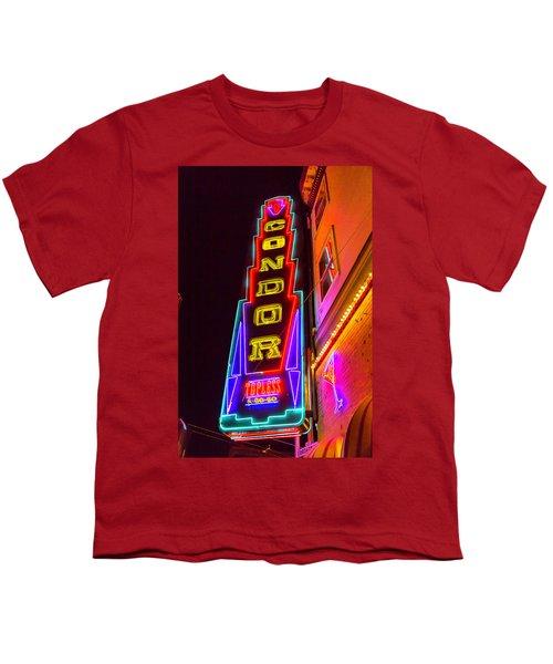 Neon Condor San Francisco Youth T-Shirt