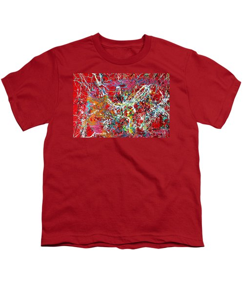 Pictographic Interpretation Youth T-Shirt