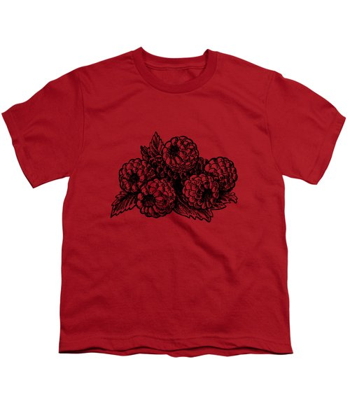 Rasbperries Youth T-Shirt