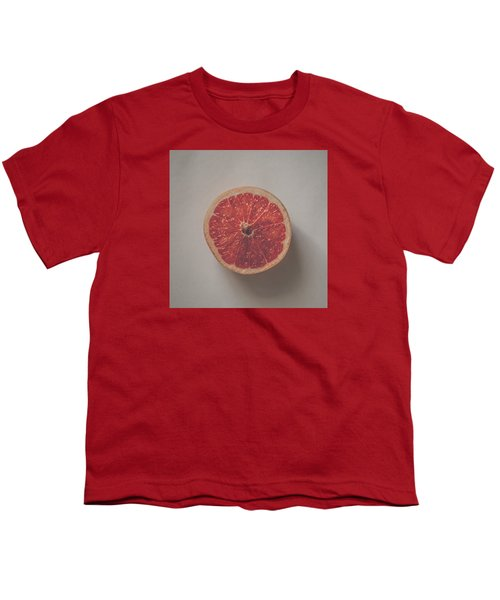 Red Inside Youth T-Shirt