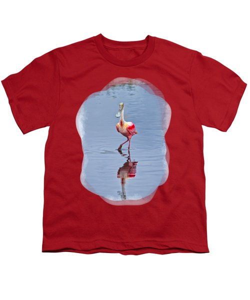 Spoonbill 2 Youth T-Shirt