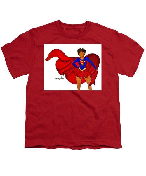 Superwoman I Am  Youth T-Shirt
